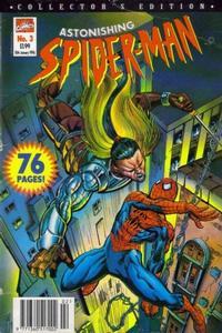 Cover Thumbnail for The Astonishing Spider-Man (Panini UK, 1995 series) #3