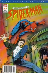 Cover Thumbnail for The Astonishing Spider-Man (Panini UK, 1995 series) #4