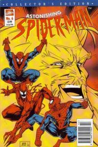 Cover Thumbnail for The Astonishing Spider-Man (Panini UK, 1995 series) #6