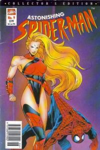 Cover Thumbnail for The Astonishing Spider-Man (Panini UK, 1995 series) #9