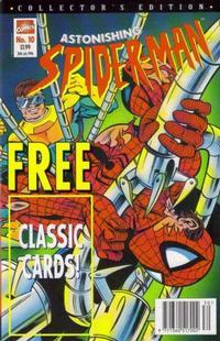 Cover Thumbnail for The Astonishing Spider-Man (Panini UK, 1995 series) #10