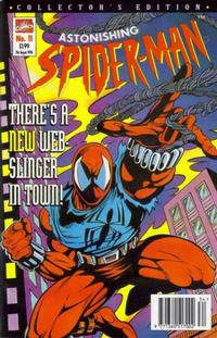 Cover Thumbnail for The Astonishing Spider-Man (Panini UK, 1995 series) #11