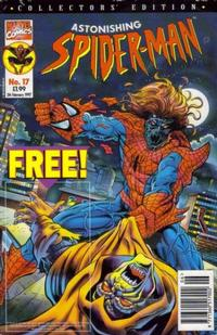 Cover Thumbnail for The Astonishing Spider-Man (Panini UK, 1995 series) #17