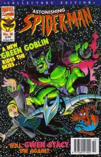 Cover Thumbnail for The Astonishing Spider-Man (Panini UK, 1995 series) #18