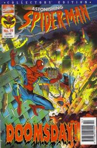 Cover Thumbnail for The Astonishing Spider-Man (Panini UK, 1995 series) #19