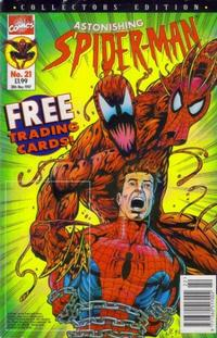 Cover Thumbnail for The Astonishing Spider-Man (Panini UK, 1995 series) #21