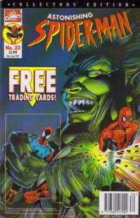Cover Thumbnail for The Astonishing Spider-Man (Panini UK, 1995 series) #23