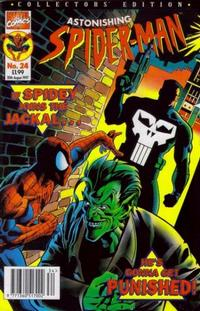Cover Thumbnail for The Astonishing Spider-Man (Panini UK, 1995 series) #24