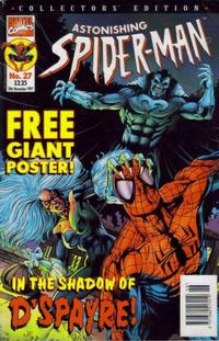 Cover Thumbnail for The Astonishing Spider-Man (Panini UK, 1995 series) #27