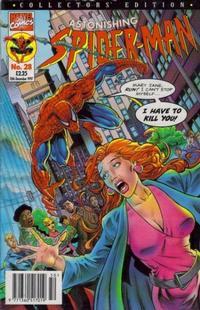 Cover Thumbnail for The Astonishing Spider-Man (Panini UK, 1995 series) #28