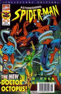 Cover Thumbnail for The Astonishing Spider-Man (Panini UK, 1995 series) #30