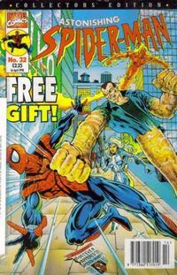 Cover Thumbnail for The Astonishing Spider-Man (Panini UK, 1995 series) #32
