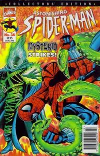 Cover Thumbnail for The Astonishing Spider-Man (Panini UK, 1995 series) #34