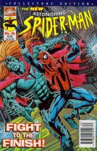 Cover Thumbnail for The Astonishing Spider-Man (Panini UK, 1995 series) #36
