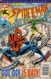 Cover Thumbnail for The Astonishing Spider-Man (Panini UK, 1995 series) #37