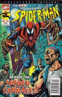 Cover Thumbnail for The Astonishing Spider-Man (Panini UK, 1995 series) #39