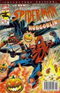 Cover Thumbnail for The Astonishing Spider-Man (Panini UK, 1995 series) #40