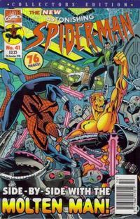 Cover Thumbnail for The Astonishing Spider-Man (Panini UK, 1995 series) #41
