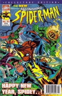 Cover Thumbnail for The Astonishing Spider-Man (Panini UK, 1995 series) #43