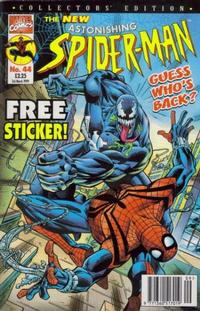 Cover Thumbnail for The Astonishing Spider-Man (Panini UK, 1995 series) #44