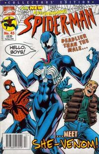 Cover Thumbnail for The Astonishing Spider-Man (Panini UK, 1995 series) #45