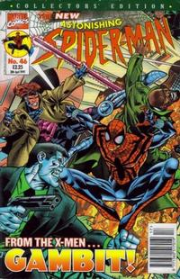 Cover Thumbnail for The Astonishing Spider-Man (Panini UK, 1995 series) #46