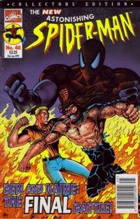 Cover Thumbnail for The Astonishing Spider-Man (Panini UK, 1995 series) #48