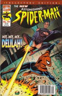 Cover Thumbnail for The Astonishing Spider-Man (Panini UK, 1995 series) #49