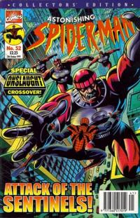Cover Thumbnail for The Astonishing Spider-Man (Panini UK, 1995 series) #52