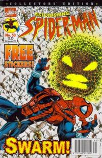 Cover Thumbnail for The Astonishing Spider-Man (Panini UK, 1995 series) #53