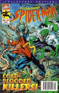 Cover Thumbnail for The Astonishing Spider-Man (Panini UK, 1995 series) #54
