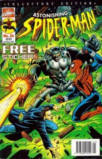 Cover Thumbnail for The Astonishing Spider-Man (Panini UK, 1995 series) #56
