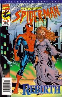Cover Thumbnail for The Astonishing Spider-Man (Panini UK, 1995 series) #58