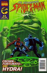 Cover Thumbnail for The Astonishing Spider-Man (Panini UK, 1995 series) #64