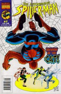 Cover Thumbnail for The Astonishing Spider-Man (Panini UK, 1995 series) #67