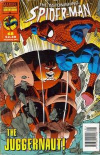 Cover Thumbnail for The Astonishing Spider-Man (Panini UK, 1995 series) #68
