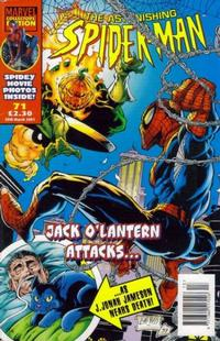 Cover Thumbnail for The Astonishing Spider-Man (Panini UK, 1995 series) #71