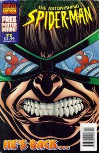 Cover Thumbnail for The Astonishing Spider-Man (Panini UK, 1995 series) #72