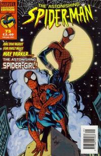 Cover Thumbnail for The Astonishing Spider-Man (Panini UK, 1995 series) #75