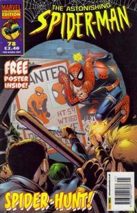 Cover Thumbnail for The Astonishing Spider-Man (Panini UK, 1995 series) #78