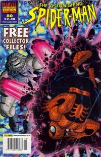 Cover Thumbnail for The Astonishing Spider-Man (Panini UK, 1995 series) #80