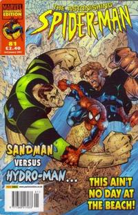 Cover Thumbnail for The Astonishing Spider-Man (Panini UK, 1995 series) #81