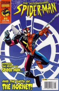 Cover Thumbnail for The Astonishing Spider-Man (Panini UK, 1995 series) #82
