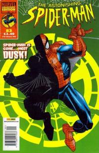 Cover Thumbnail for The Astonishing Spider-Man (Panini UK, 1995 series) #83