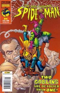 Cover Thumbnail for The Astonishing Spider-Man (Panini UK, 1995 series) #86