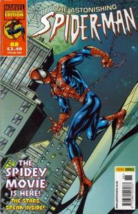 Cover Thumbnail for The Astonishing Spider-Man (Panini UK, 1995 series) #88
