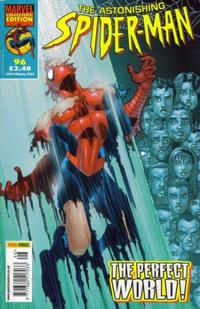 Cover Thumbnail for The Astonishing Spider-Man (Panini UK, 1995 series) #96