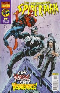 Cover Thumbnail for The Astonishing Spider-Man (Panini UK, 1995 series) #99