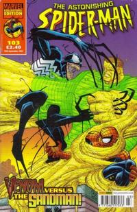 Cover Thumbnail for The Astonishing Spider-Man (Panini UK, 1995 series) #103