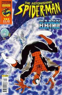 Cover Thumbnail for The Astonishing Spider-Man (Panini UK, 1995 series) #104